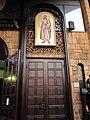 "Архиепископски соборен храм ""Св. Климент Охридски"" (Врата - десно).JPG"