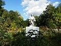 Братська могила радянських воїнів, що загинули восени 1941р. та восени 1943р село Вересоч.JPG