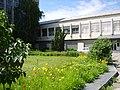 Будова Інституту кібернетики з головним входом.JPG