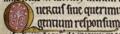 Буквица Q. Миниатюра из Абердинского бестиария.png