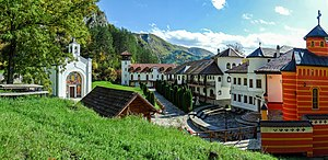 Metropolitanate of Dabar-Bosna - Serbian Orthodox Monastery of Dobrun, near Višegrad