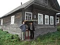 Дом Голубковых в д. Корницы Бежецкого района Тверской обл., 2005 г.jpg