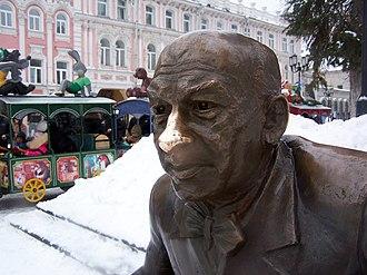 Yevgeny Yevstigneyev - Image: Евгений Евстигнев panoramio