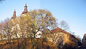 Carmelite Church, Lviv - Image: Кармелиты босые Львов 2