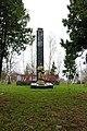 Михайлівка, Братська могила 20 радянських воїнів і пам'ятник 87 воїнам – односельчанам загиблим на фронтах ВВВ.jpg