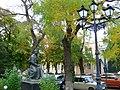Пам'ятник Пушкіну!.JPG