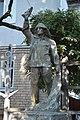 Пам'ятник на початку вулиці Університетської 1.jpg