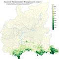 Расселение казахов в ПФО по городским и сельским поселениям в %.png
