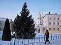 Рождественская елка монастыря - panoramio.jpg