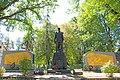 Степанівка, Пам'ятник 174 воїнам – односельчанам загиблим на фронтах ВВВ, біля сільради.jpg