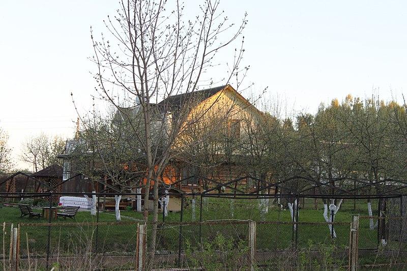 File:Усадьба, построенная в девяностые годы прошлого века.jpg