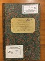 Фонд 1267 Опись 1 Дело 30 Метрическая книга синагоги м. Горностайполь. 1857 год. Развод.pdf