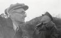Ю. Яновський і командувач 2-ї повітряної армії, генерал-лейтенант авіації С. А. Красовський.png
