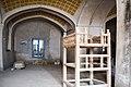 مسجد توده - قسمت تابستانی - منبر قدیمی.jpg