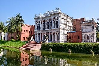 Sonargaon - Bara Sardar Bari called Isa Khan's bari in Sonargaon.