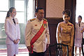 คณะรัฐมนตรีลงนามถวายพระพรชัยมงคลเนื่องในวันเฉลิมพระชนม - Flickr - Abhisit Vejjajiva (20).jpg