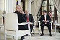 นายกรัฐมนตรีประเทศไทยและประเทศมาเลเซียให้สัมภาษณ์ สำนั - Flickr - Abhisit Vejjajiva (1).jpg