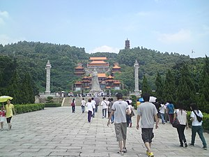 Nansha District - Nansha Temple of Tianhou (Mazu)