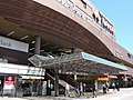 南海電鉄 和歌山市駅 Wakayamashi station, Nankai electric railway 2011.7.15 - panoramio (1).jpg