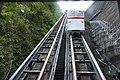 宮ヶ瀬ダム脇のインクライン(ケーブルカー), Cable Cars beside the Miyagase Dam - panoramio.jpg