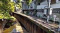 石神井川~武蔵関公園の南端、溜渕橋から東方向を望む(2021年5月).jpg