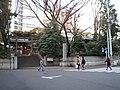 金王八幡神社参道 - panoramio - kcomiida (1).jpg