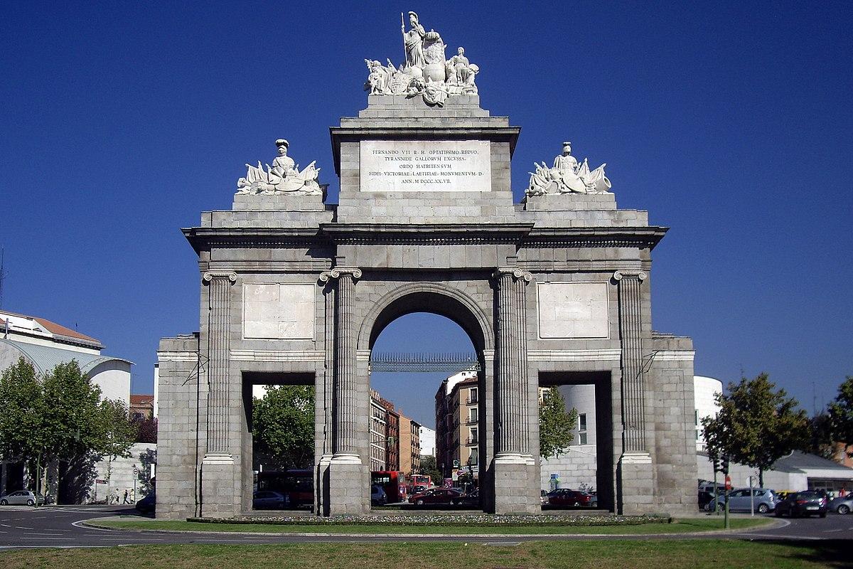 Puerta de toledo wikipedia for Shoko puerta de toledo