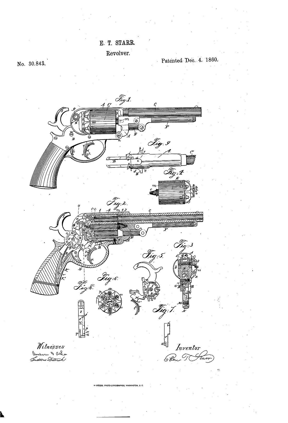 Starr revolver - Wikipedia