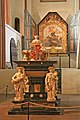 00 2521 St.-Petri-Dom zu Schleswig - Scheingrab von Kenotaph Friedrich I., König von Dänemark.jpg