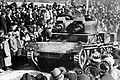 01938 Vickers Mark E Type A light tanks in Polish service, Zaolzie.jpg