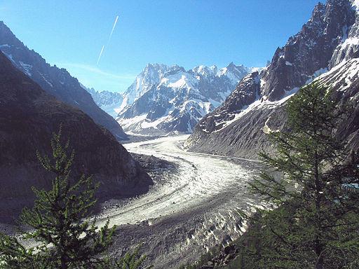 01 Chamonix-Mont-Blanc - Mer de Glace