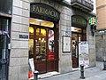 046 Farmàcia Santa Caterina, c. Carders 3 (Barcelona).jpg
