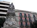 06 Monument a Pitarra, pl. del Teatre.jpg