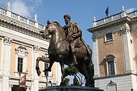 0 Marcus Aurelius - Piazza del Campidoglio (1).JPG