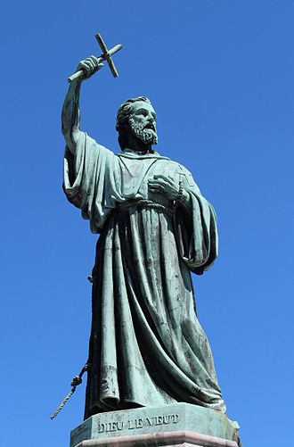 Peter the Hermit - Image: 0 Saint Pierre l'Ermite Amiens