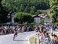11ème étape Tour de France 2018 (Échappée à Bourg-St-Maurice).JPG