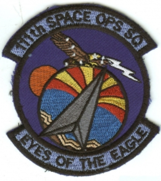 111th Space Operations Squadron - 111th Space Operations Squadron emblem