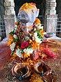 11th 12th century Chaya Someshwara Temple, Panagal Telangana India - 74.jpg