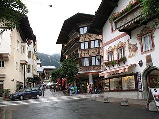 Целль-ам-Зе,  Зальцбург, Австрия