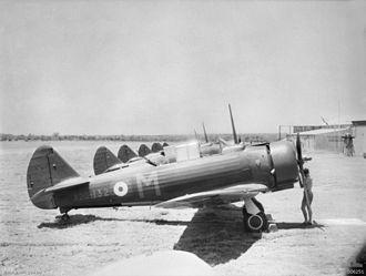 No. 12 Squadron RAAF - No. 12 Squadron Wirraways at Darwin in January 1941