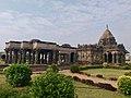 12th century Mahadeva temple, Itagi, Karnataka India - 38.jpg