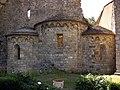 138 Abadia de Santa Maria, absidioles del creuer sud.jpg