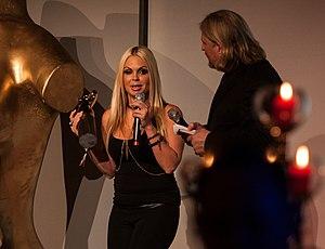 Venus Award - Jesse Jane at the 2014 Venus Awards, Berlin
