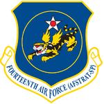 14 Air Force (Air Forces Strategic-Space) emblem.png