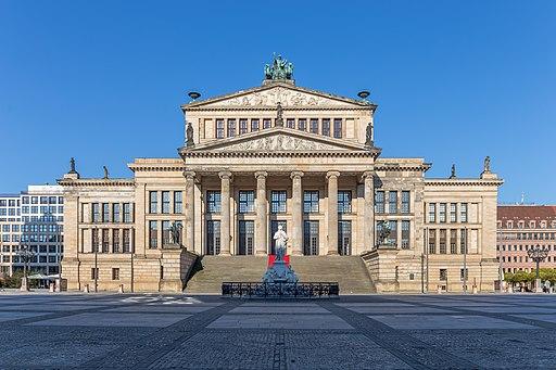 150418 Konzerthaus Berlin Gendarmenmarkt