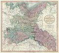 1801 Cary Map of Upper Saxony, Germany ( Berlin, Dresden ) - Geographicus - UpperSaxony-cary-1799.jpg