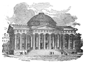 1851 CustomHouse Boston byHartwell DearbornsReminiscences.png