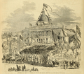 1852 Boston State House USA GleasonsPictorial.png