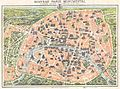 1900 Garnier Pocket Map or Plan of Paris, France ( Eiffel Tower ) - Geographicus - Paris-garnier-1900.jpg