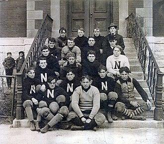1901 Nebraska Cornhuskers football team - Image: 1901 Nebraska Cornhuskers Football Team